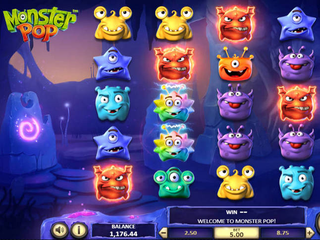 Play 'Monster Pop' for Free and Practice Your Skills!